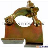 China Drop Forged Board Retaining Coupler Galvanized Steel Solid Structure OEM Available wholesale