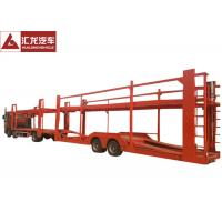 China New Design Vehicle Transport Trailer Highly Reliable 2 Axles With Cummins Engine wholesale