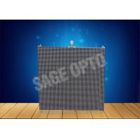 China SMD big Indoor concert led display Ultra Slim P3 High Resolution IP40 wholesale