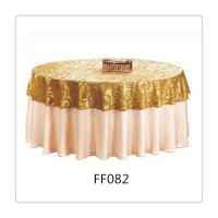China Fashionable Double Layer Round Table Covers for Restaurant or Hotel on sale