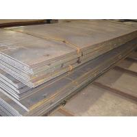 China ASTM A36 A283 A572 A516 Hot Rolled Mild Steel Plate 8mm  - 199mm Thickness wholesale