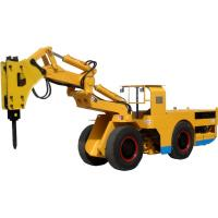 China Rock Breaker Tunnel Construction Equipment , 45kw Tunnel Digging Machine AC Motor on sale