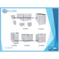 China Medical Mortuary Refrigerator for 3 Bodies, Morgue Dead Body Freezer on sale