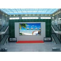 Quality P4 SMD2020 Advertising Indoor LED Screen Rental , Commercial LED Video Screen for sale