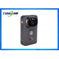 China 4G Wireless Body Worn Camera For Police Law Enforcement Security Guard wholesale