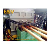 Ф350×10 Red Copper Strip Horizontal Continuous Casting Machine Line Two Strands