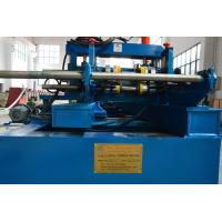China Galvanized Steel / Black Steel Cable Tray Making Machine GCr15 Roller Quench wholesale