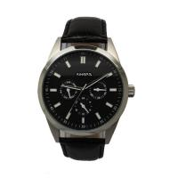 Buy cheap Movement Multifunction Wrist Watch Round Case For Men Black 43.0MM from wholesalers