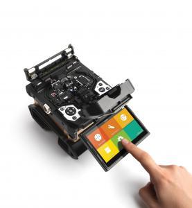 China INNO ARC Fiber Optic Splicing Machine Preset 7 Splice Modes wholesale