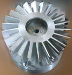 China Casting aluminum impeller for air machine wholesale