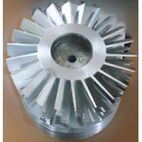 Quality Casting aluminum impeller for air machine for sale