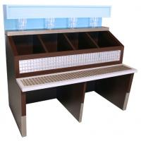 China power tools display,Wooden Cosmetic Display Stand, Wooden Floor Cosmetic Display Stand on sale