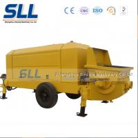 China Concrete Transfer In Line Concrete Pump 90m³/H For Construction Projects on sale