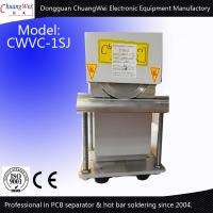 China PCB Depanel V Cut MCPCB Separator Pre Scored PCB Depanelizer wholesale