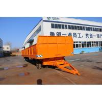 China 20 ton Cargo Trailer with Non-powerand pouble with Heavy Duty Factory on sale