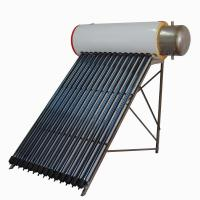 China High Pressure Solar Water Heater For Flat Roof , Easy Plug-In Installation wholesale