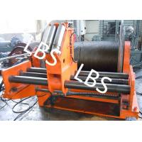 China Electric Single Drum Spooling Device Winch Tension Wire Rope Winch wholesale