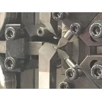 Quality High Speed Spring Forming Machine , Perfect Performance Spring Coiler 0.3-1.2mm for sale