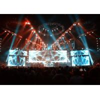 China SMD3535 P6.25 Rental LED Displays , full color led signs outdoor For Stage wholesale