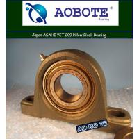Quality Japan ASAHI YET209 Pillow Block Bearing For Pharmaceutical Chemical Processing for sale