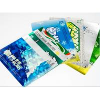 China Full Color Self Adhesive Beer Labels Wet Strength Metalized UV Printing wholesale