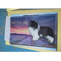 Quality UV resistant Durable Outdoor Mesh Banners , Wind Vinyl Mesh Advertising Banners for sale
