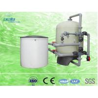 China Multiway Water Softener Resin Ion Exchange Water Purifier For Water Treatment System on sale
