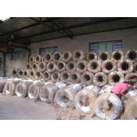China Hot dipped galvanized wire wholesale