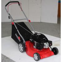 Buy cheap Garden Grass Cutting Machine Cordless Electric Lawn Mower 139cc Displacement from wholesalers
