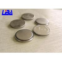 China Transceivers And Radios CR 2025 Button Cell Battery , 160mAh  2.4g Lithium Coin Battery wholesale