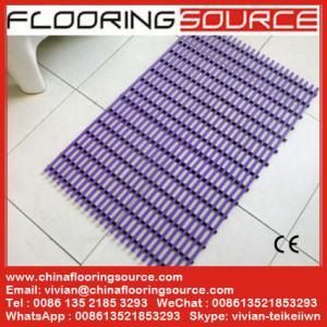 China PVC Tube Mat for Bath Mat Swimming Pool Mat Anit-slip Wet Area Mat wholesale