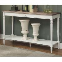 China Long Narrow Wood Console Table For Entry / Living Room / Bedroom wholesale