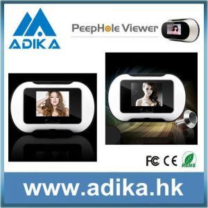 Digital Peephole Viewer of Taking Photo