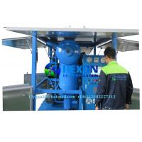 China Rexon Transformer Oil Purifier Machine with High Performance Dehydration 9000LPH wholesale