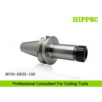 China BT50 ER Collet Tool Holder With Clamp Nuts And 32 Diameter ER Collets For CNC Machining on sale