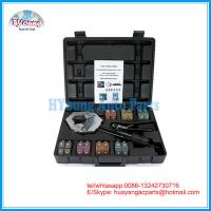 China PN# 71500 car a/c system Handheld Hose crimping tools, A/C Hydraulic Hose Crimper kit ,China supply wholesale