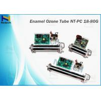 Buy cheap 18-80g/Hr Ozone Water Cooling Ozone Tube With High Ozone Concentration from wholesalers