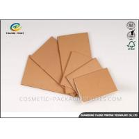 Quality Recycled Packaging Materials Pulp Virgin Kraft Liner Board Thickness Tolerance ±10% for sale
