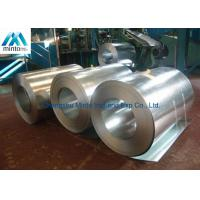 China Aluminum Zinc Alloy Steel Sheet Coil JIS ASTM Anti Corrosion For Construction wholesale