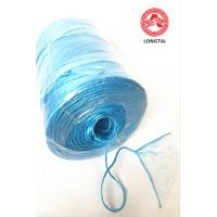 Fibrillated Split Film PP Twine In Ball Roll And Spool / Polypropylene Rope