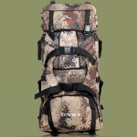 China Male  Military Camping Outdoor Travel Backpack  70L Large Capacity wholesale