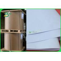 China 100% Wood Pulp Uncoated Copier Paper Rolls 70gsm / 75gsm In Large Size wholesale