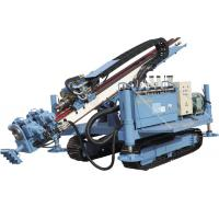 China Crawler Mounted Anchor Drilling Rig / Ground Engineering Drilling Machine wholesale