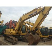 China 95% UC Used Komatsu Pc200 Excavator  20 Ton Weight With 5 Years Warranty wholesale
