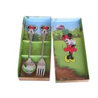 China Spoon & Fork Gift Set on sale