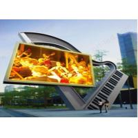 China Big Smd High Resolution Outdoor LED Screen Video Wall 2 years Warranty wholesale