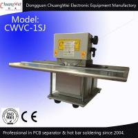 China Motorized V Groove PCB Depaneling Machine For LED Aluminium Board wholesale