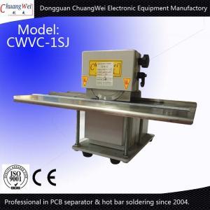 China Motorized V Groove PCB Depaneling Machine For LED Aluminium Board wholesale