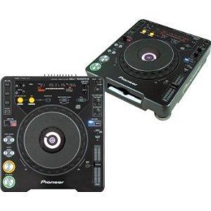 China Pioneer CDJ1000MK2 Digital Vinyl Turntable CD Player wholesale