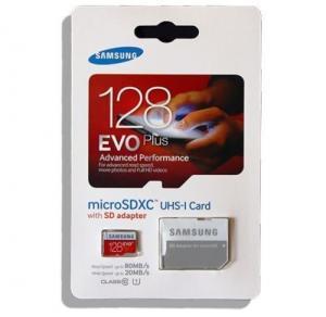 Quality SAMSUNG 16GB 32GB 64GB 128GB 256GB Micro SD SDHC SDXC Card Class10 EVO PLUS for sale